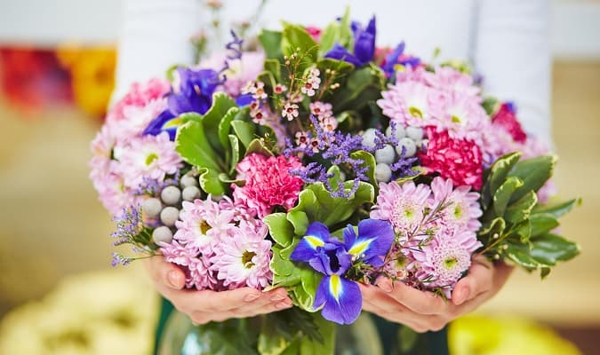 Benefits of buying flower online